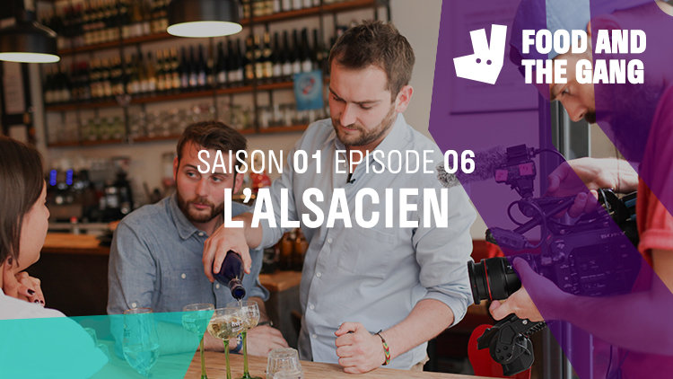 Food and the Gang : L'Alsacien (Saison 1 Épisode 6)